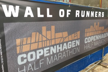 Wall of Runners