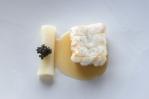 Barramundi, Potato & Chicken Caviar