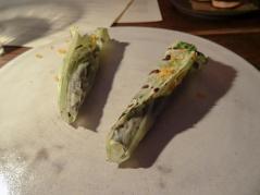 White Kale & Black Trompette