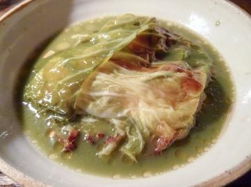 Raw Scallop & Januaruy King Cabbage