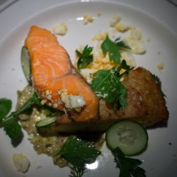 Home Smoked Trout