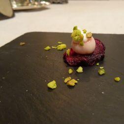 Beetroot with Gorgonzola