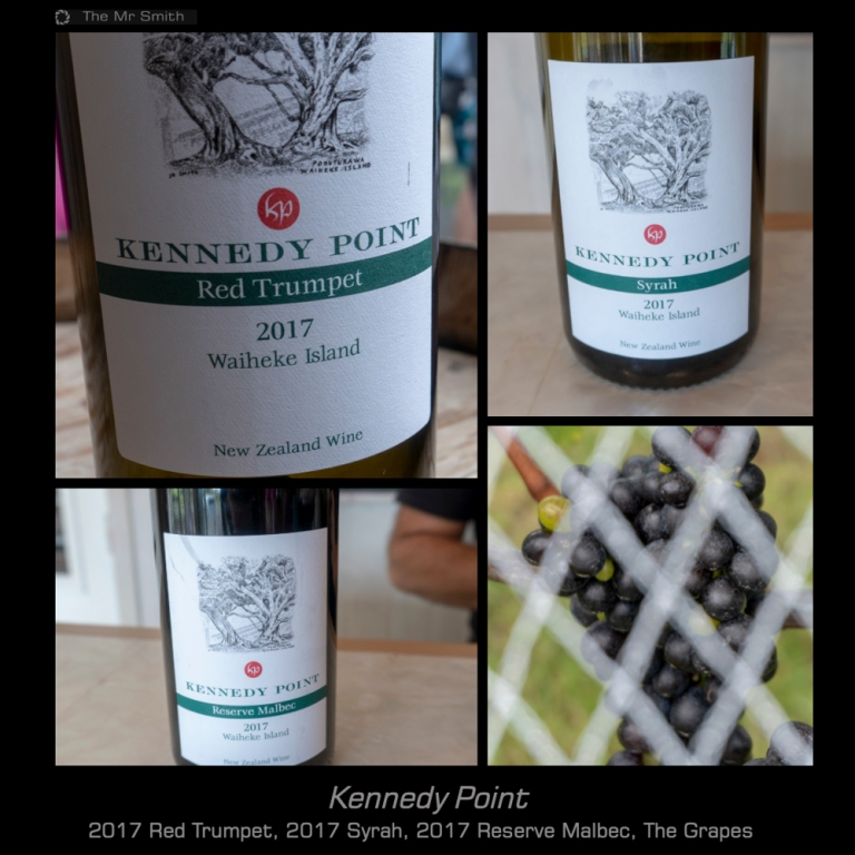 Kennedy Point - The Wines