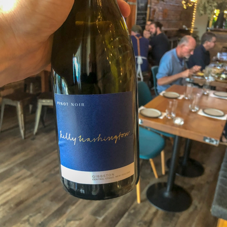 2017 Kelly Washington Pinot Noir - Central Otago