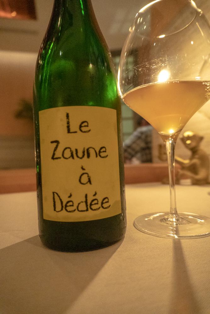 Savagnin - J&F Ganevat - 2015 Le Zaune a Dedee - Jura