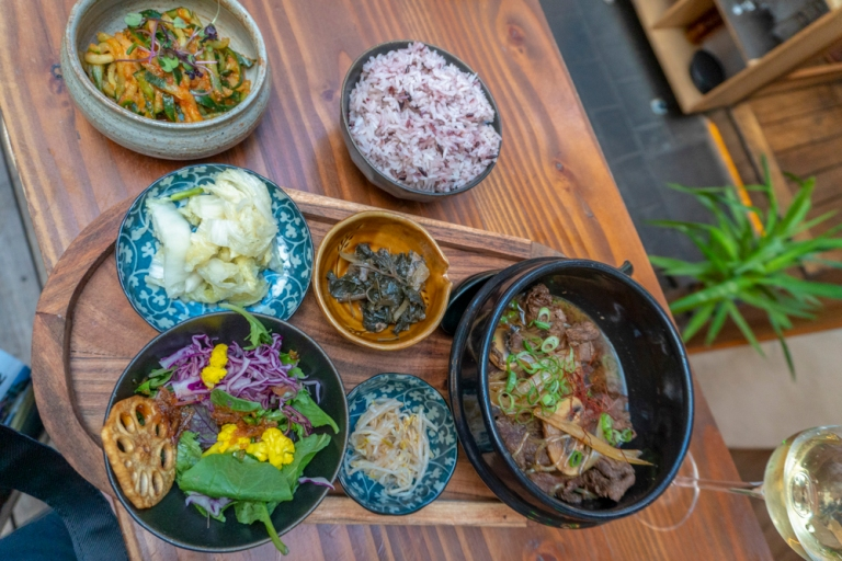 Beef Bulgogi @ The Kimchi Project